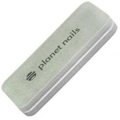 Planet Nails, Шлифовка Sponge, прямоугольная, 180/280