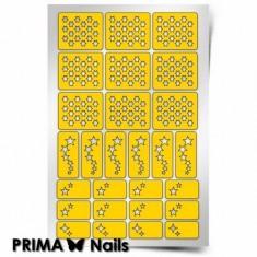 Prima Nails, Трафареты «Звездочет»