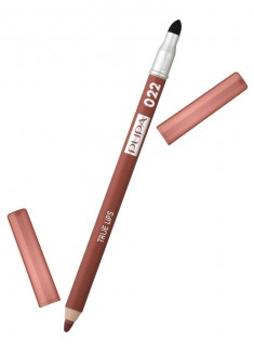 Карандаш для губ с аппликатором Сливовый коричневый PUPA