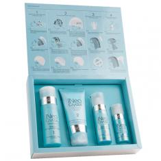 Estel ineo - crystal набор для процедуры ламинирования волос (4 предмета + инструкция Estel Professional