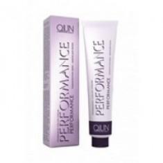 Ollin Professional Performance - Перманентная крем-краска для волос, 7-09 русый прозрачно-зеленый, 60 мл. Ollin Professional (Россия)