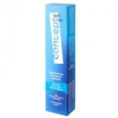 Concept Soft Touch - Крем-краска для волос безаммиачная, тон 10.65 Очень светлый фиолетово-красный, 60 мл Concept (Россия)