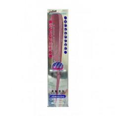 расчёска для ослабленных волос с минералами vess comb mineralion brush