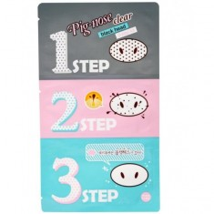 3-х ступенчатый набор средств для очистки пор holika holika pig nose clear black head 3-step kit
