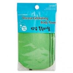мочалка-варежка для душа sungbo cleamy viscose glove bath towel