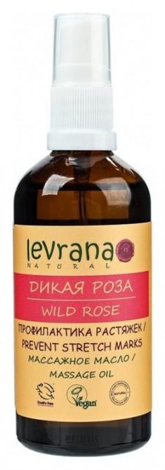 Масло для тела Levrana