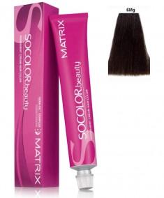 MATRIX 6MG краска для волос, темный блондин мокка золотистый / СОКОЛОР БЬЮТИ 90 мл