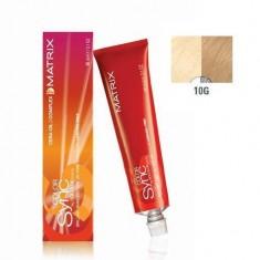 MATRIX 10G краска для волос, очень-очень светлый блондин золотистый / КОЛОР СИНК 90 мл