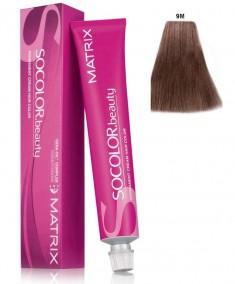 MATRIX 9M краска для волос, очень светлый блондин мокка / СОКОЛОР БЬЮТИ 90 мл