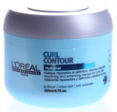 L'OREAL PROFESSIONNEL Маска для вьющихся волос / КЕРЛ КОНТУР 250 мл LOREAL PROFESSIONNEL