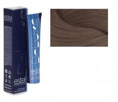 ESTEL PROFESSIONAL 8/1 краска для волос, светло-русый пепельный / DELUXE 60 мл