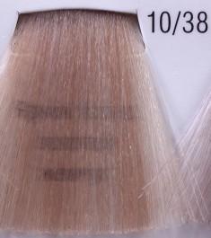 WELLA PROFESSIONALS 10/38 краска для волос, пудровый экрю / Koleston Perfect ME+ 60 мл