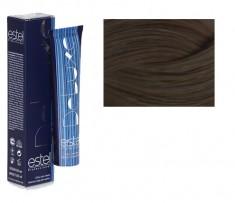 ESTEL PROFESSIONAL 6/7 краска для волос, темно-русый коричневый / DELUXE 60 мл