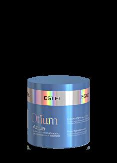 ESTEL PROFESSIONAL Маска-комфорт для интенсивного увлажнения волос / OTIUM AQUA 300 мл