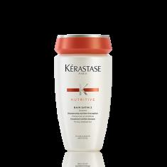 KERASTASE Шампунь-ванна для сухих и чувствительных волос Сатин № 2 / НУТРИТИВ 250 мл