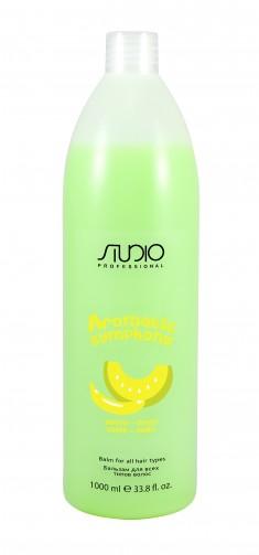 STUDIO PROFESSIONAL Шампунь для всех типов волос Банан и дыня / Aromatic Symphony 1000 мл Kapous
