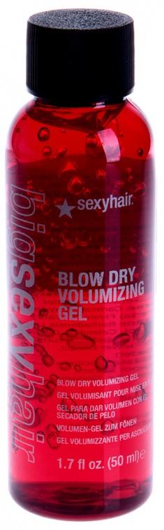 SEXY HAIR Гель для укладки феном / BIG 50 мл