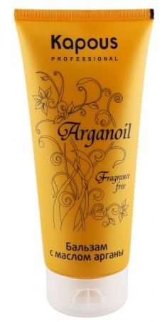 KAPOUS Бальзам с маслом арганы / Arganoil 200 мл