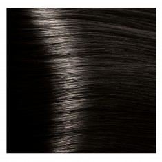 KAPOUS 4.00 крем-краска для волос / Hyaluronic acid 100 мл