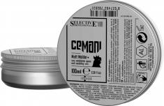 SELECTIVE PROFESSIONAL Воск матовый моделирующий для волос, для мужчин / CEMANI Matt molder+ 100 мл