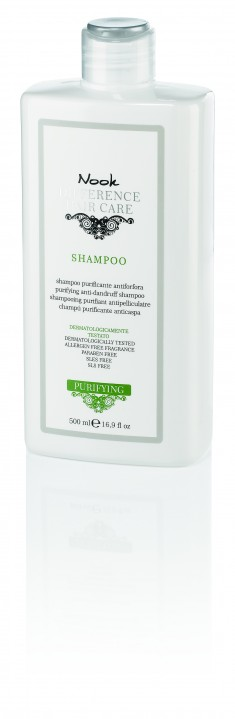 NOOK Шампунь специальный для кожи головы склонной к перхоти Ph 5,5 / DIFFERENCE HAIR CARE 500 мл