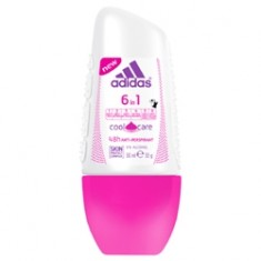 ADIDAS Роликовый дезодорант-антиперспирант 6 в 1 50 мл