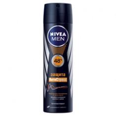 NIVEA Дезодорант-спрей для мужчин Защита Антистресс 150 мл