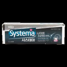 Паста зубная LION SYSTEMA ночная антибактериальная 120 г CJ LION