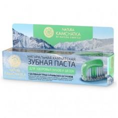 Натура Сиберика Kamchatka зубная паста Камчатская для здоровья зубов и десен 100мл NATURA SIBERICA