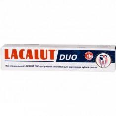 Лакалют зубная паста Дуо 75мл LACALUT