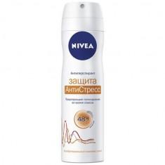Нивея дезодорант спрей антистресс 150мл NIVEA
