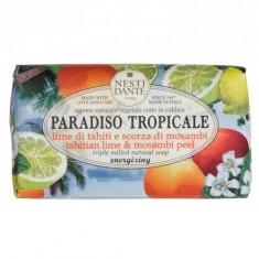 Мыло Нести Данте Paradiso Tropicale Лайм и мангустин 250г NESTI DANTE