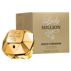 PACO RABANNE LADY MILLION вода парфюмерная жен 50 ml