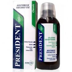 Президент Classic plus ополаскиватель для полости рта 250мл President