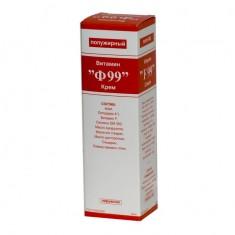 Витамин Ф99 крем полужирный 50мл N1 туба