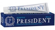 Президент Sensitive зубная паста 100мл N1 President