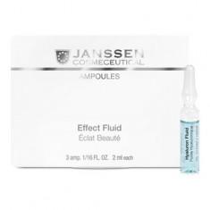 Янсен (Janssen) Ультраувлажняющая сыворотка с гиалуроновой кислотой 7х2 мл