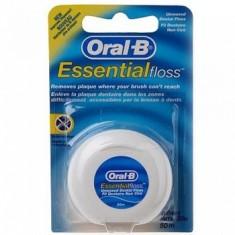 Орал би зубная нить EssentialFloss невощеная 50м ORAL-B