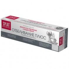 Сплат/Splat Professional зубная паста Отбеливание Плюс 100мл