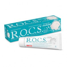 Рокс/Rocs Зубная паста Активный Кальций 94 гр