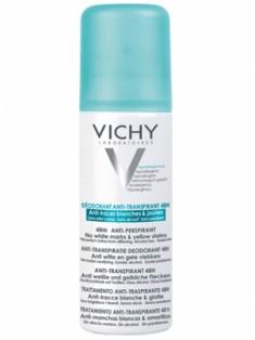 Виши (Viсhy) Дезодорант антиперспирант 48 часов без желтых и белых пятен аэрозоль 125 мл VICHY
