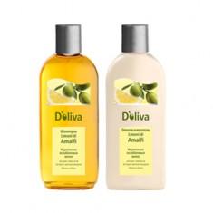 Долива Шампунь для укрепления ослабленных волос Limoni di Amalfi 200 мл D`oliva