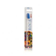 Рокс/Rocs Зубная щётка Класссическая средняя, 1 шт.