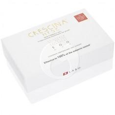 Crescina Комплекс 500 для мужчин Лосьон для стимуляции роста волос №20 + Лосьон против выпадения волос №20 3,5 мл