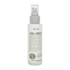 Ollin Professional FULL FORCE Крем-кондиционер против ломкости с экстрактом бамбука 100мл
