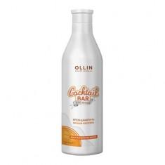 Ollin Professional Cocktail BAR Крем-шампунь Яичный коктейль Восстановление волос 500мл