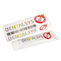 Керасис (KeraSys) Зубная паста Dentalsys Nicotare для курильщиков 130 g