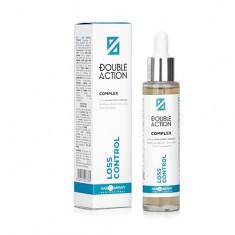 Hair Company Double Action LOSS CONTROL COMPLEX Комплекс концентрат против выпадения волос 50 мл Hair Company Professional
