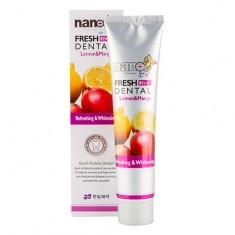 Паста зубная HANIL с экстрактом лимона и манго 160 г