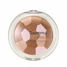 бронзатор the saem saemmul luminous multi shading